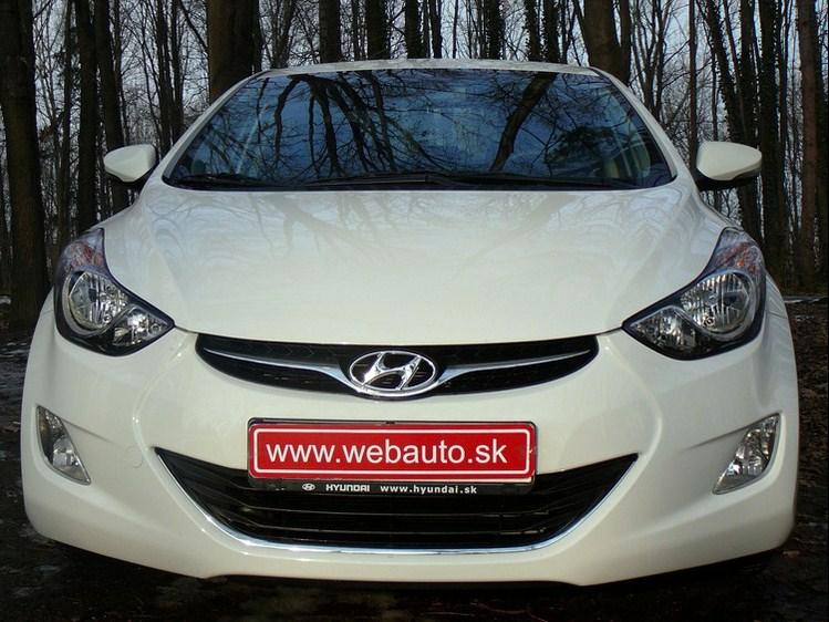 Hyundai Elantra 1.6 D-CVVT