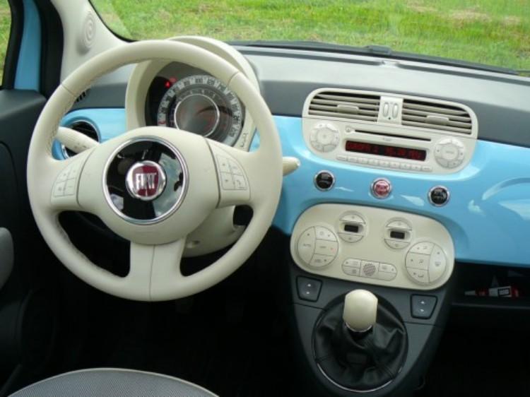 Fiat 500 0.9 TwinAir TURBO