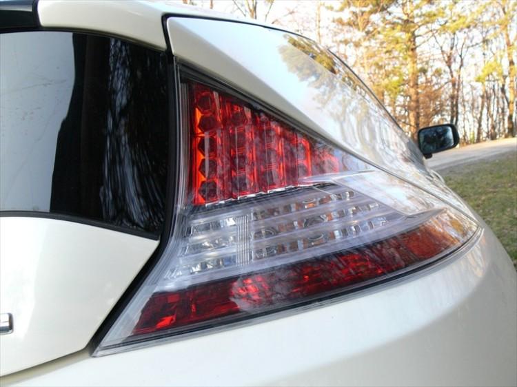 Honda CR-Z 1.5 i-VTEC IMA GT Top