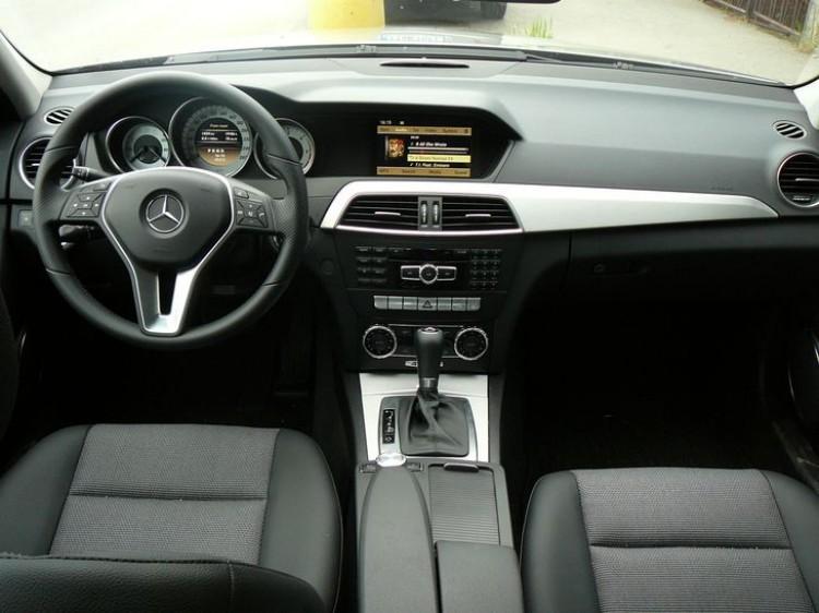 Mercedes-Benz C 250CDI 4MATIC BlueEFFICIENCY