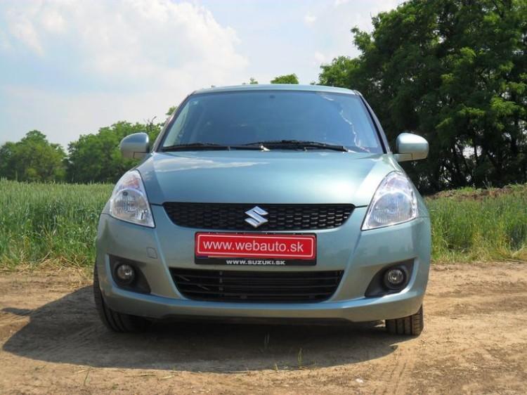 Suzuki Swift 1.2 VVT AT