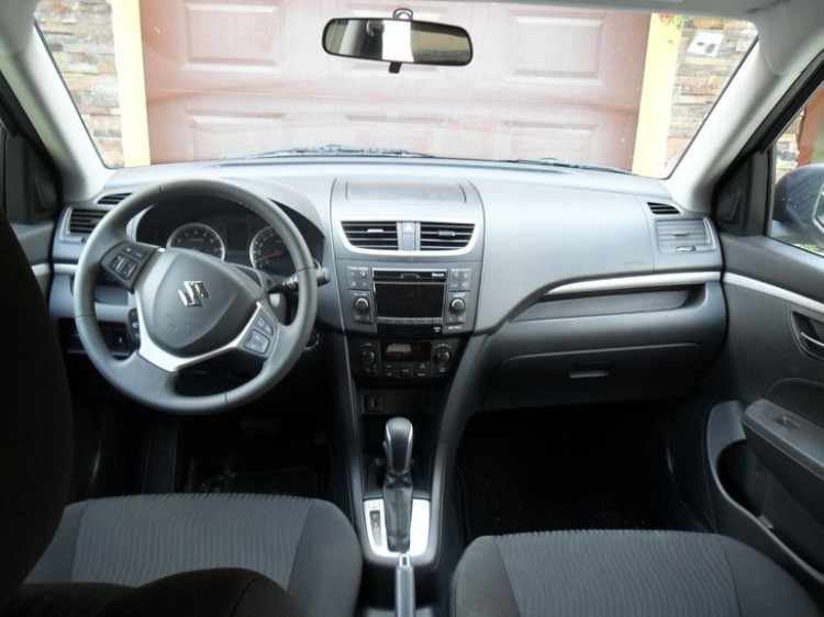 Suzuki Swift 1.2 VVT AT